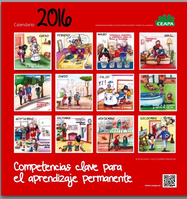 portada calendario ceapa